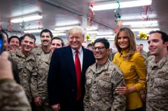 أول تصريح من ترامب بعد زيارته المفاجئة للعراق: لن ننسحب - المواطن