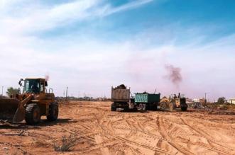 صور.. استعادة 700 ألف م2 من الأراضي الحكومية في #عسير - المواطن