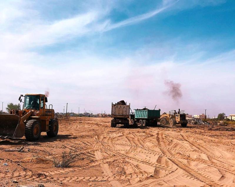 صور.. استعادة 700 ألف م2 من الأراضي الحكومية في #عسير