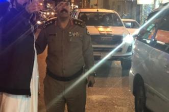 صور.. حملة الـ4 ساعات تطهر وسط البلد بالخميس من المخالفين - المواطن