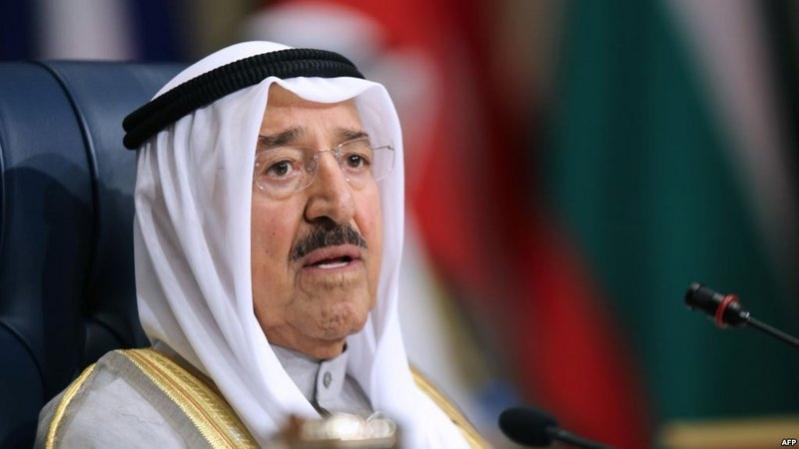 أمير الكويت في #الرياض غداً لحضور #القمة_الخليجية