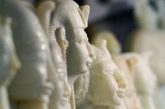 صور.. ضبط مئات القطع الأثرية النادرة بمنزل اثنين من مشايخ العربان بمصر - المواطن