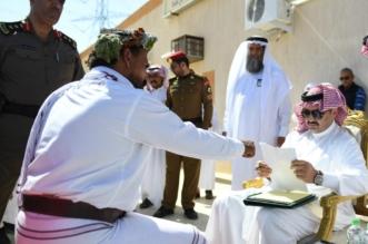 تركي بن طلال يدشن مشروع عقبة خشم عنقار - كحلاء الحدودية - المواطن