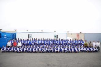 صور.. 576 عامل نظافة يبدؤون أعمالهم في بلديات عسير الفرعية - المواطن