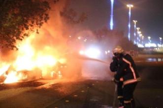 وفاة امرأة وإصابة 3 أطفال في #حريق مروع بـ #جدة - المواطن