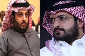 آل الشيخ يُثمن دعوة آل سويلم .. وسعيد بلقاء الشخصيات الرياضية - المواطن