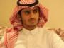 خالد آل فهدة معيدًا بجامعة الملك خالد فرع تهامة