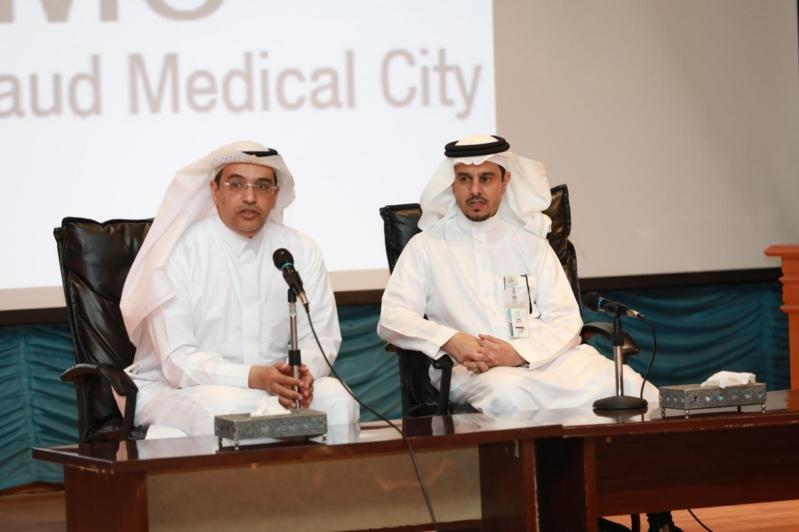التميمي لمنسوبي سعود الطبية: سأكون أول استشاري يباشر العمل في مراكز الرعاية الأولية