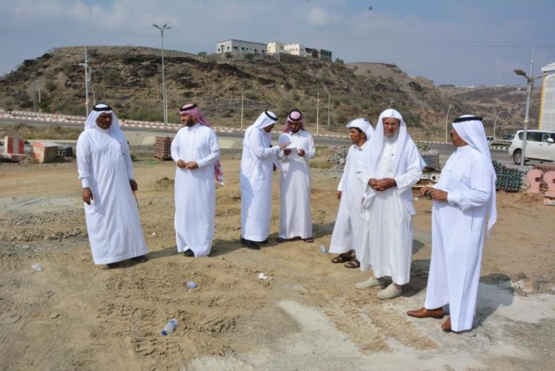 لجنة متابعة المشروعات المتعثرة تقف على أعمال بلدية #قنا - المواطن