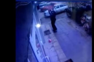 فيديو.. إنقاذ طفلة من الموت المحقق سقطت من الطابق الخامس - المواطن