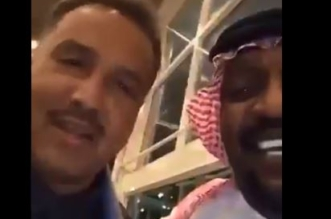 فيديو.. محمد عبده يمازح أبو مستانس - المواطن