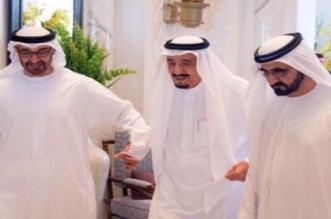 سلطان بن زايد يهنئ الملك سلمان بالذكرى الرابعة لتوليه مقاليد الحكم - المواطن