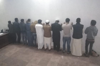 35 مخالفة مرورية وضبط مخالفين لنظام العمل في خميس مشيط - المواطن