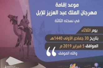 رابط التسجيل في جائزة الملك عبدالعزيز لمزاين الإبل - المواطن