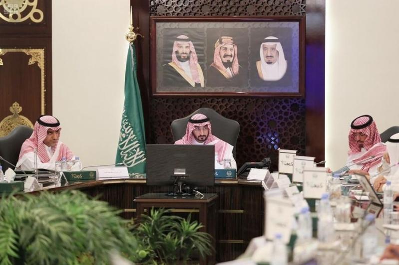 عبدالله بن بندر يستعرض مشروع برنامج قياس أداء القطاعات الحكومية