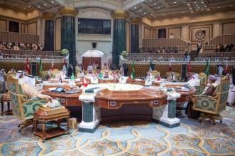 الملك سلمان يفتتح أعمال القمة الخليجية 39 - المواطن