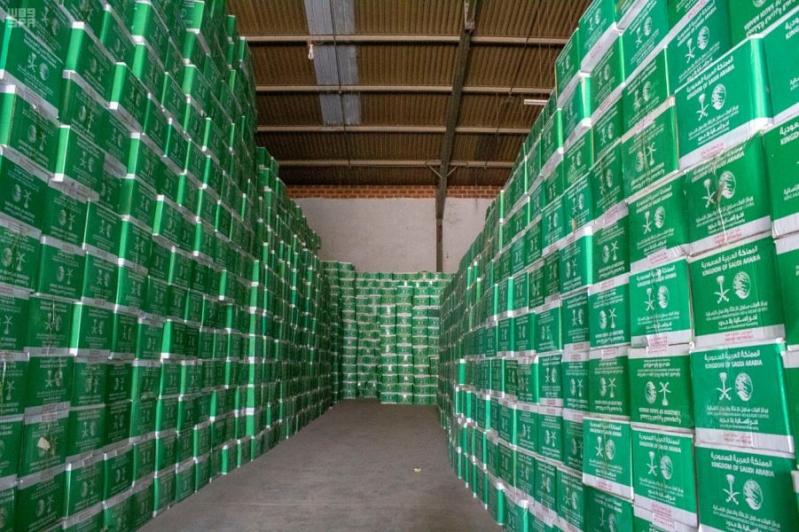 صور.. تسليم الدفعة الأولى من المساعدات الغذائية للنازحين في شرق نيجيريا