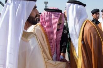 فيديو.. احترام عيال زايد للملك سلمان - المواطن