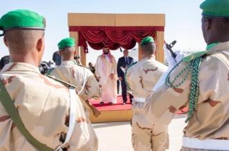 ولي العهد في برقية لرئيس موريتانيا: زيارتنا فرصة لتعزيز العلاقات الأخوية والرغبة المشتركة في تعميق التعاون بين بلدينا - المواطن