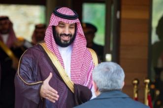فيديو.. ولي العهد يلتقي في الجزائر الوزير الأول أحمد أويحيى - المواطن