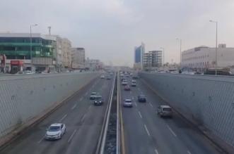 إعادة فتح نفق الأمير ماجد بعد سحب مياه أمطار جدة - المواطن