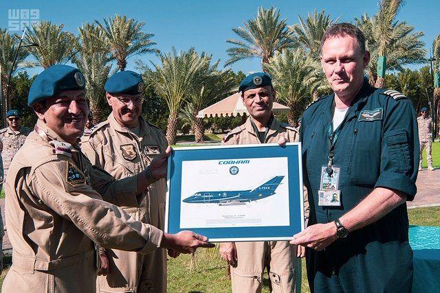 صور.. اختتام مناورات العلم الأخضر السـعودي البريطاني في قاعدة الملك فهد الجوية - المواطن