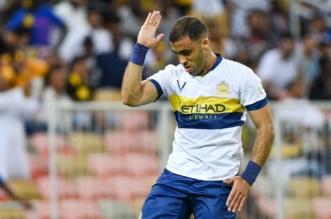 النصر يلدغ الاتحاد بثاني الأهداف بعد 80 دقيقة - المواطن