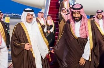 فيديو وصور.. لحظة وصول محمد بن سلمان لمقر #سبارك_السعودية - المواطن