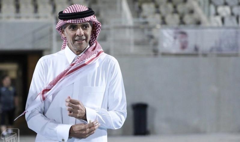 آل الشيخ يعتمد مجلس نادي الاتحاد الجديد