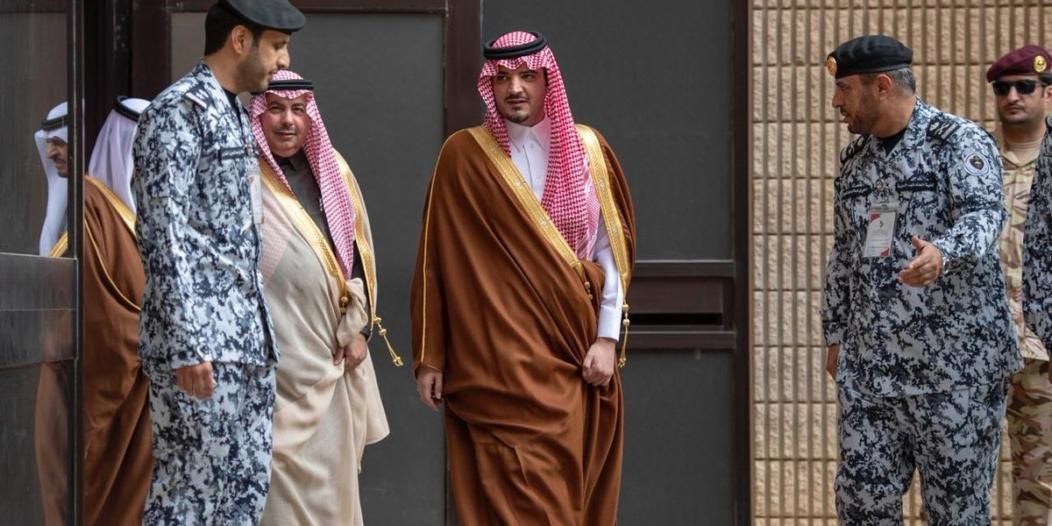 وزير الداخلية يضع حجر الأساس لمركز الأمير نايف للإبداع الأمني ويفتتح معهد التدريب النسائي