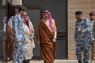 وزير الداخلية يضع حجر الأساس لمركز الأمير نايف للإبداع الأمني ويفتتح معهد التدريب النسائي - المواطن