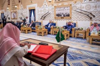 الملك سلمان والشاهد يحضران توقيع اتفاقيتين ومذكرة تفاهم بين المملكة وتونس - المواطن