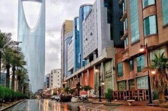 فيديو وصور.. أمطار غزيرة على #الرياض - المواطن