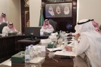 نائب أمير مكة يُناقش تطوير محمية الإمام سعود بن عبدالعزيز - المواطن