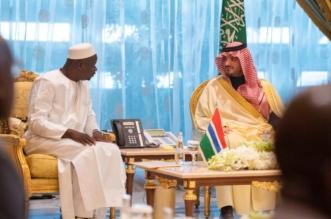 وزير الداخلية يبحث تعزيز التعاون مع نظيره الغامبي - المواطن