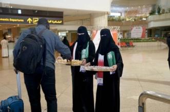 صور.. أركان تراثية ومعزوفات شعبية في احتفال مطار الملك فهد بـ #اليوم_الوطني_البحريني - المواطن