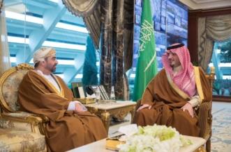 وزير الداخلية يبحث تعزيز التعاون مع سفيري عمان وإيطاليا - المواطن
