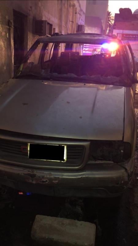 حارق الـ5 سيارات بجدة في قبضة الشرطة