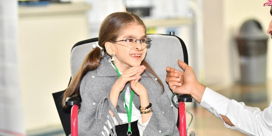 صور.. #مهرجان_حركات_الثالث يطالب بتمكين ذوي الإعاقة