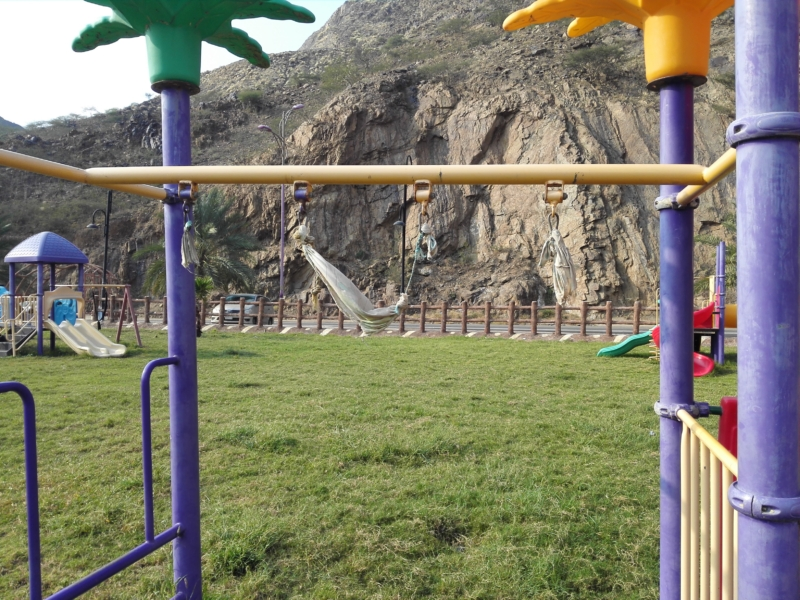 فيديو وصور.. حديقة الداير بجازان تشكو الإهمال.. نفايات ومصائد للأطفال - المواطن