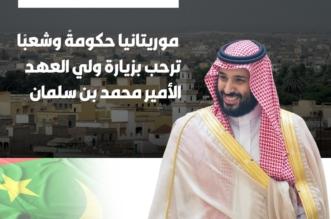 السعودية وموريتانيا.. وطن وشعب واحد دومًا على قلب رجل واحد - المواطن