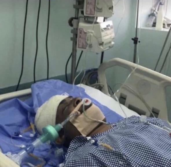 سميحان أصيب برصاصة في الرأس بحادثة أمنية .. ووالدته تناشد علاجه