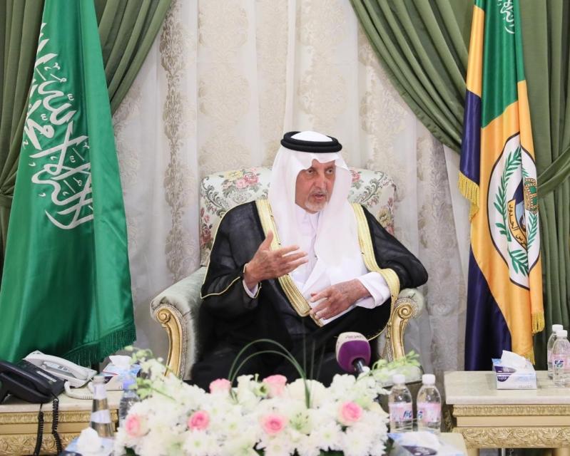 الفيصل يشيد بجهود هيئة تطوير مكة كأفضل جهة في خدمة ضيوف الرحمن
