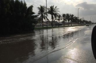 الأرصاد: هذه المنطقة سجلت أعلى كمية أمطار في المملكة - المواطن