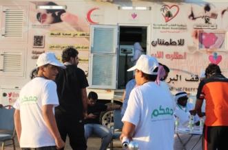 103 أشخاص أجروا الفحوصات في 8 ساعات بمركز قلب #المدينة_المنورة - المواطن