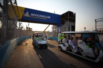 طوله 2495م ويتألف من 21 دورة .. تعرف على مضمار سباق فورمولا إي الدرعية - المواطن