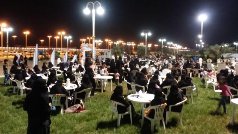 صور.. مسابقات وعروض وجوائز في #جمعتنا_أحلى بجزيرة فرسان - المواطن