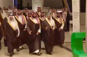 بعد توقيع 12 اتفاقية بقيمة 1.2 مليار ريال.. ولي العهد يغادر مقر #سبارك_السعودية - المواطن