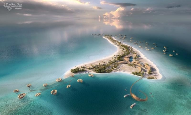 فيديو وصور.. #مشروع_البحر_الأحمر.. وجهة العالم السياحية قريباً - المواطن