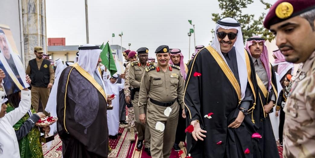 صور.. أمير الباحة في زيارة تفقدية لمحافظة بني حسن